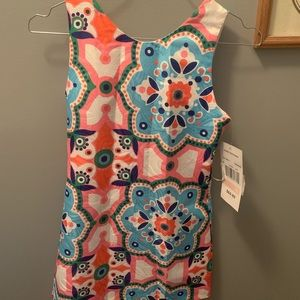 Rare editions lilly Pulitzer  inspired dress